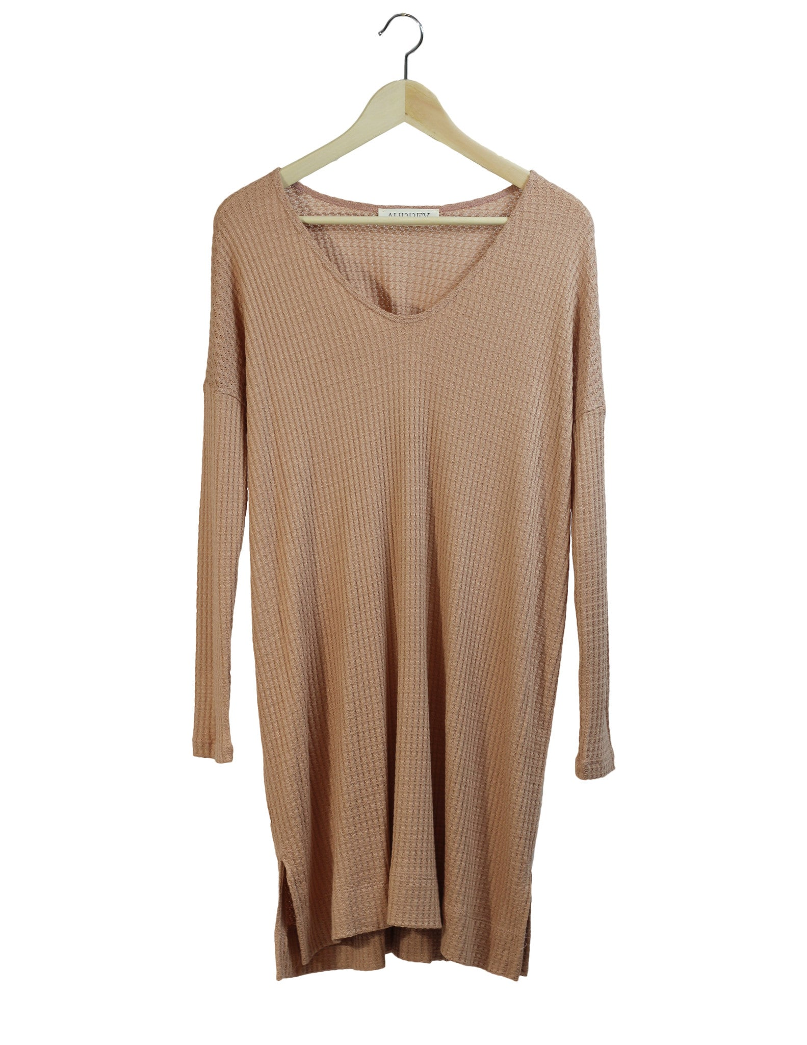 Peach Tunic / Ethical Fashion