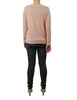 Pink Glitzy Sweater (Back) / Ethical Fashion
