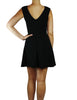 Ethical Fashion / Black Audrey Dress Back