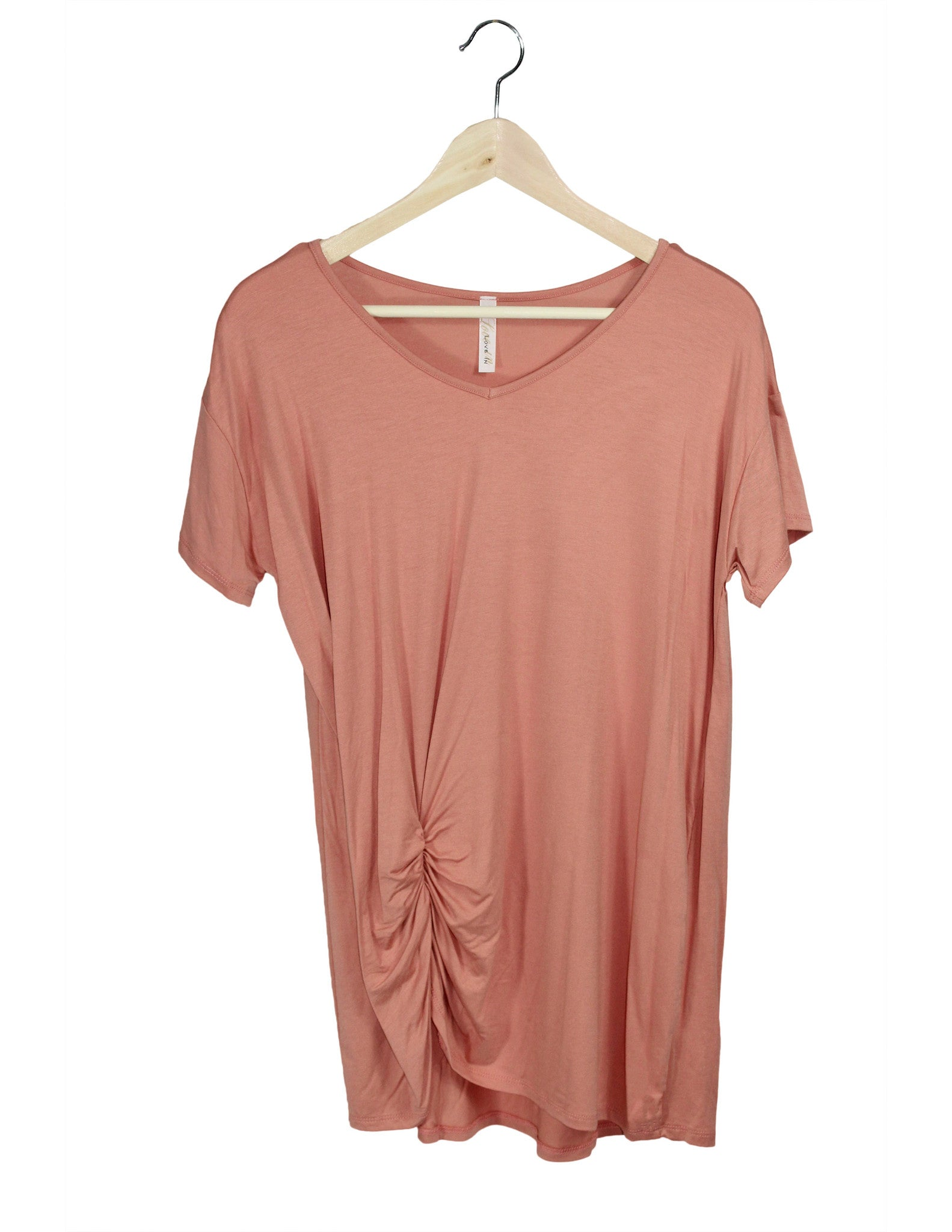 Coral Tie-Top / Ethical Fashion