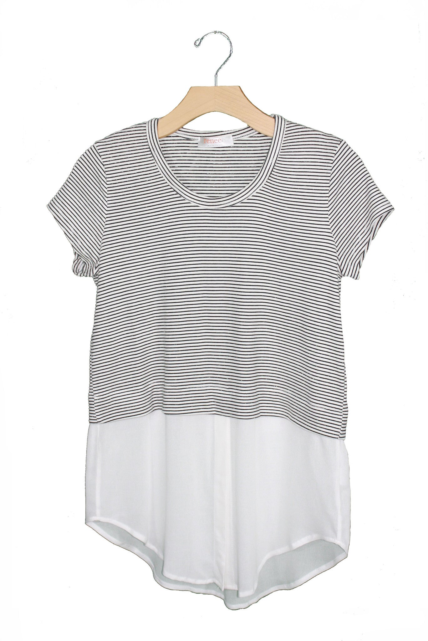 Stripe Top Blouse