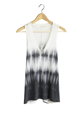 Tie-Dye V-Neck Tank | Made in America | Ethical Clothing
