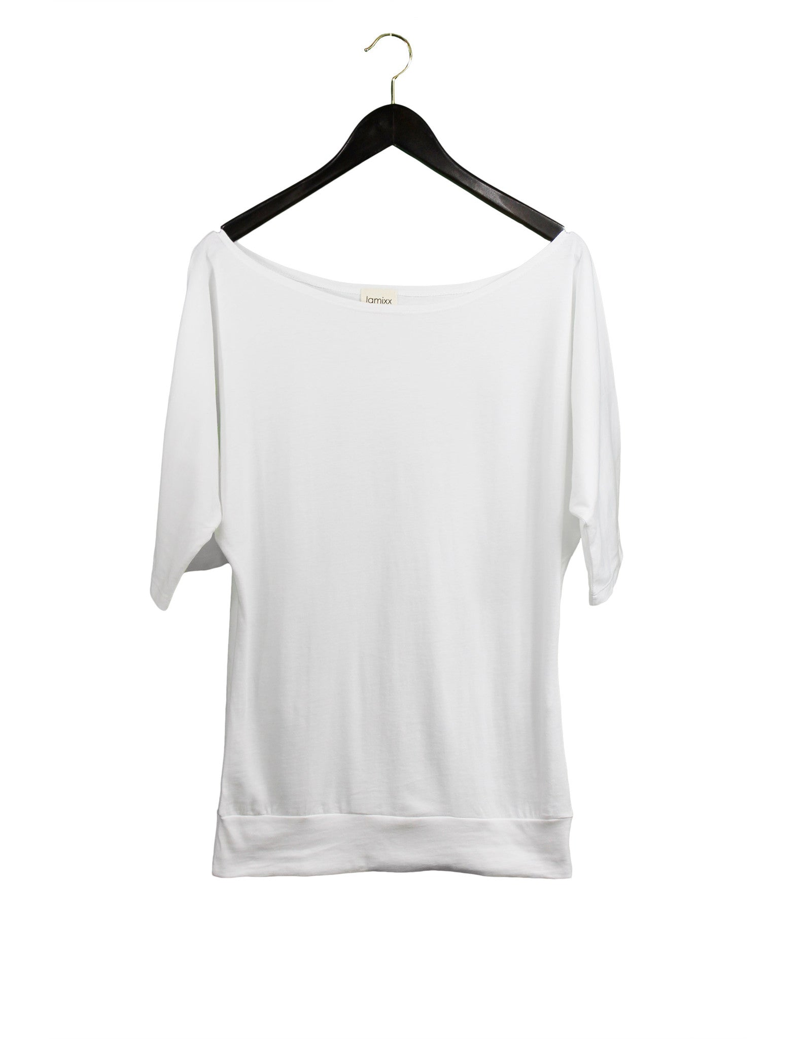 Off Shoulder Top White / Ethical Fashion