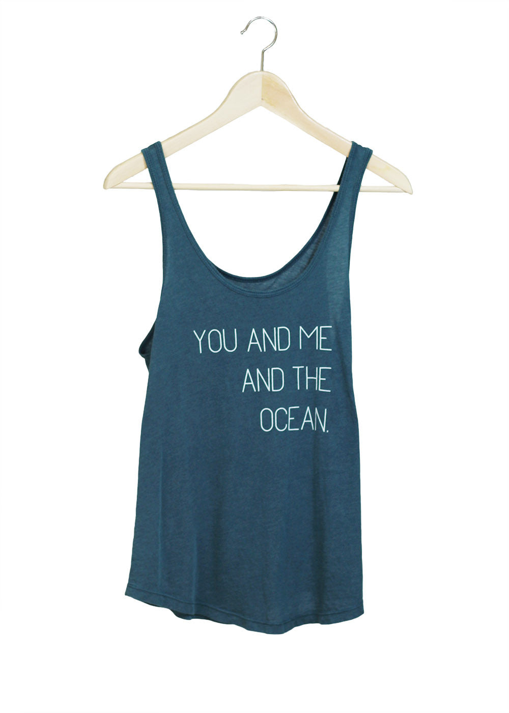 You and Me and the Ocean Tank | Made in America