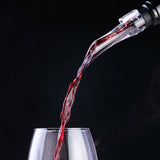 Wine Pourer Aerator and Saver