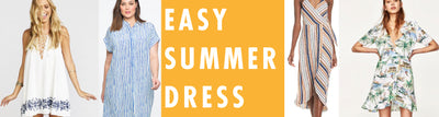 FRIDAY FINDS | EASY SUMMER DRESS!