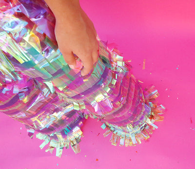 DIY Halloween Costume |  Piñata Disco Queen