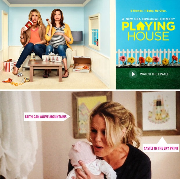 Playing House 2014 | TV feature