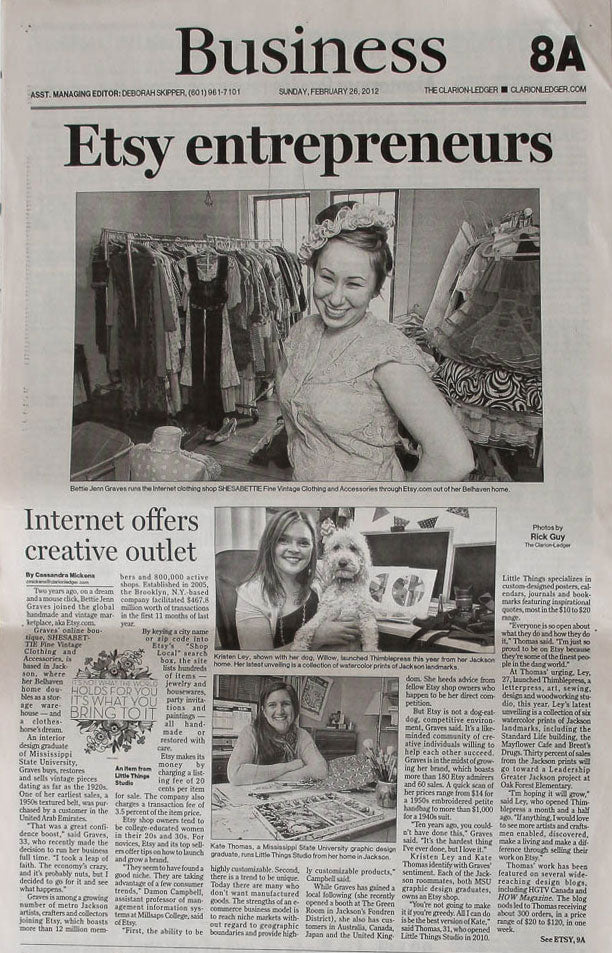 THE CLARION-LEDGER 2012