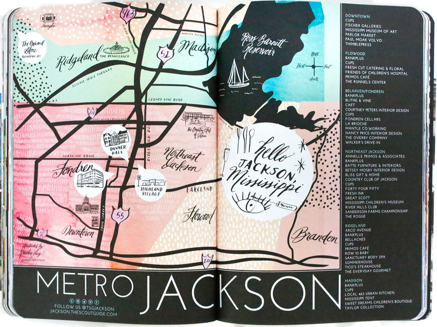 The Scout Guide Jackson | Winter 2016