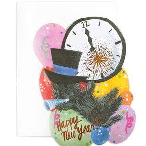 happy henry new year card