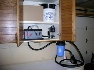 Pump N' Filter System. FREE SHIPPING!*