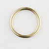 2mm Classic Full Round Wedding Band - 14k
