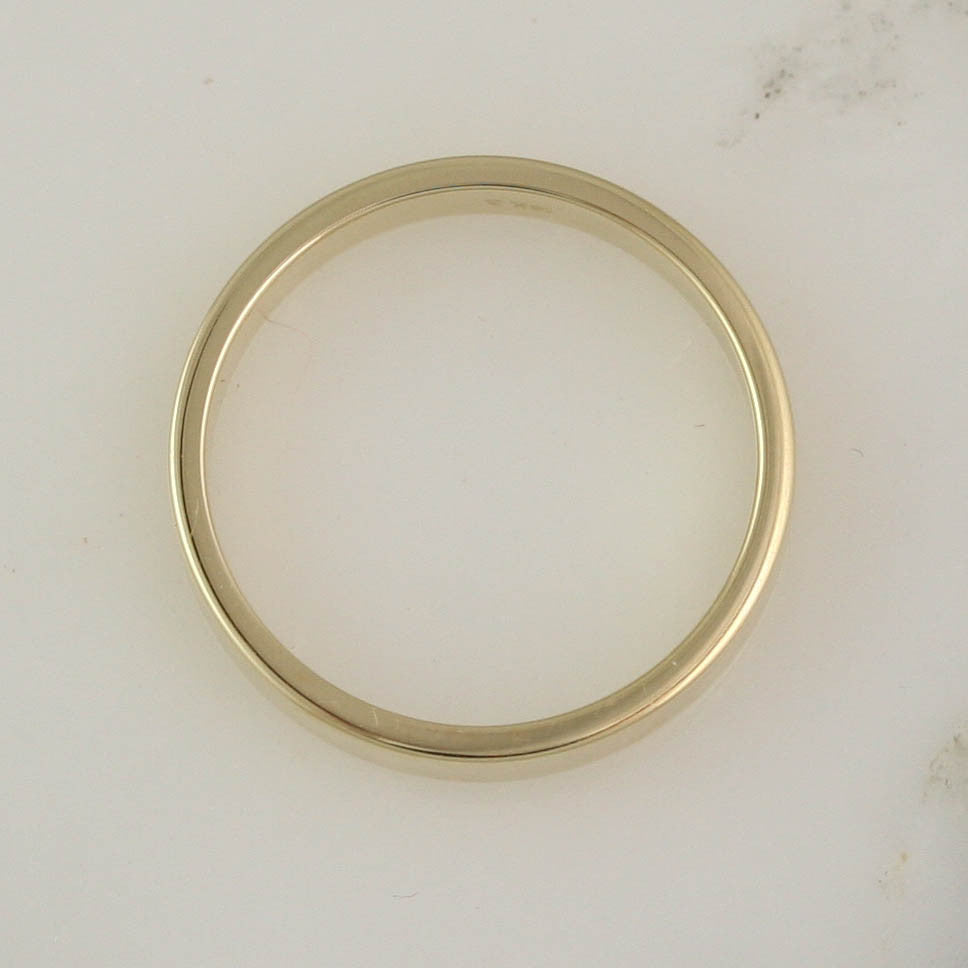 62dfa2dfea 3mm Personalized Engraved Stacking Ring - 14k – HoardJewelry