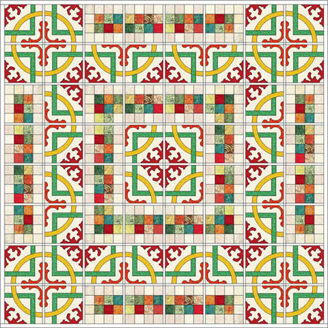 Mediterranean Tiles, wholesale