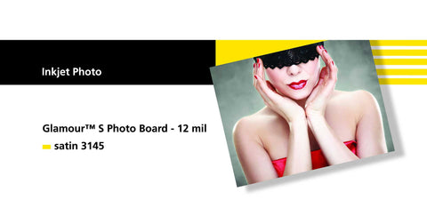 Sihl 3145 Glamour S Photo Board Satin 300 12 mi