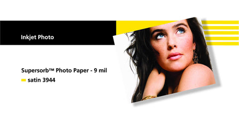 Sihl 3944 Supersorb S Photo Paper Satin 9 mil