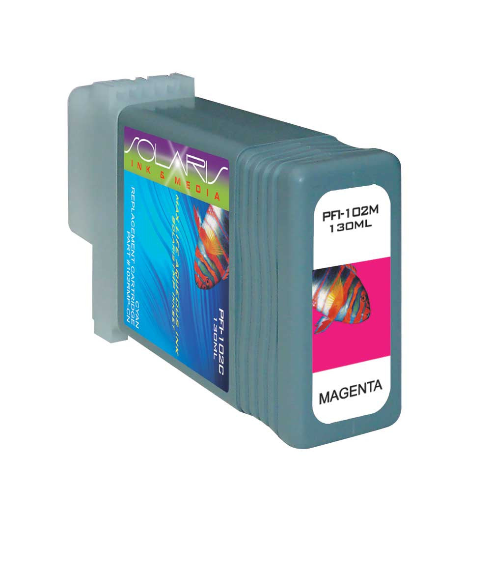 Canon PFI-102M Magenta Ink Cartridge 0897B001