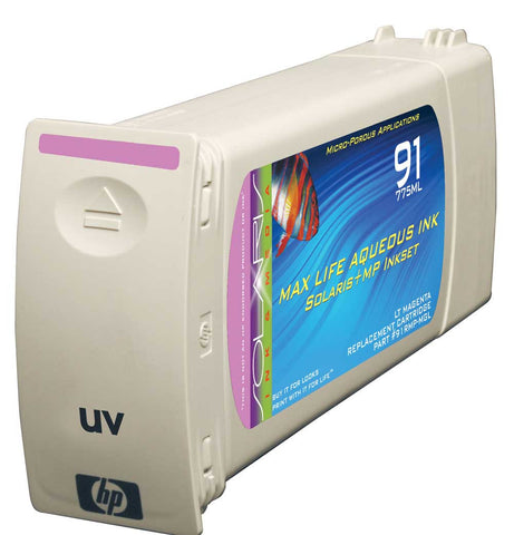 HP 91 Light Magenta Cartridge
