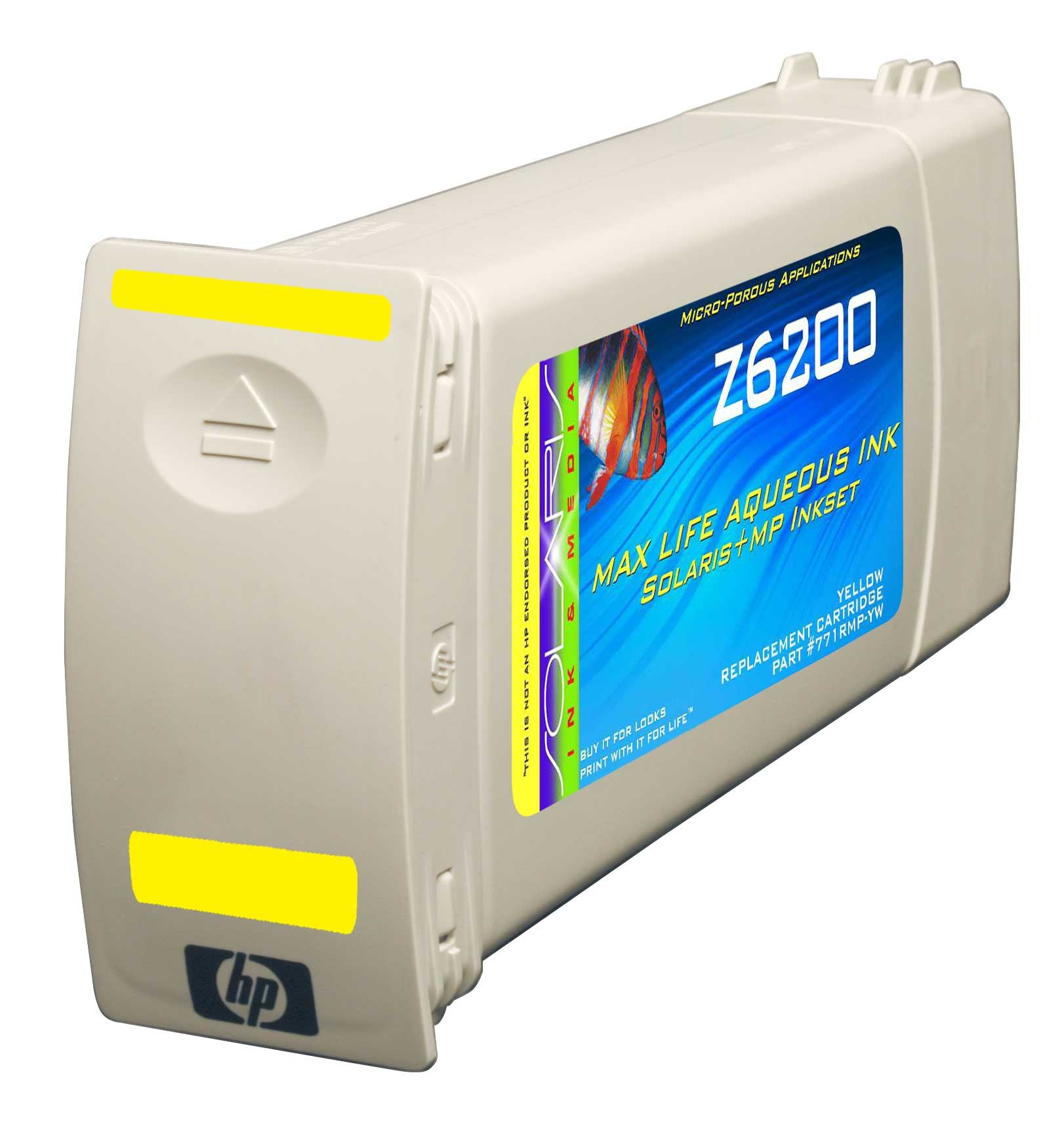 HP 771 Yellow Ink Cartridge (CE040A) 775ml