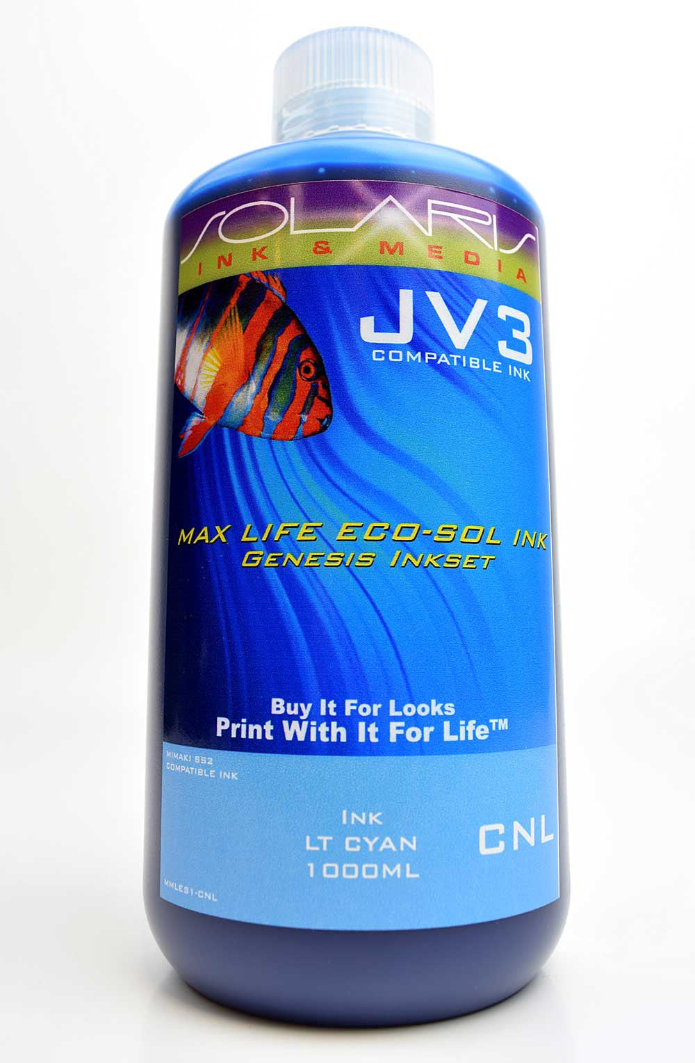 Mimaki SS2 Ink Light Cyan 1 Liter