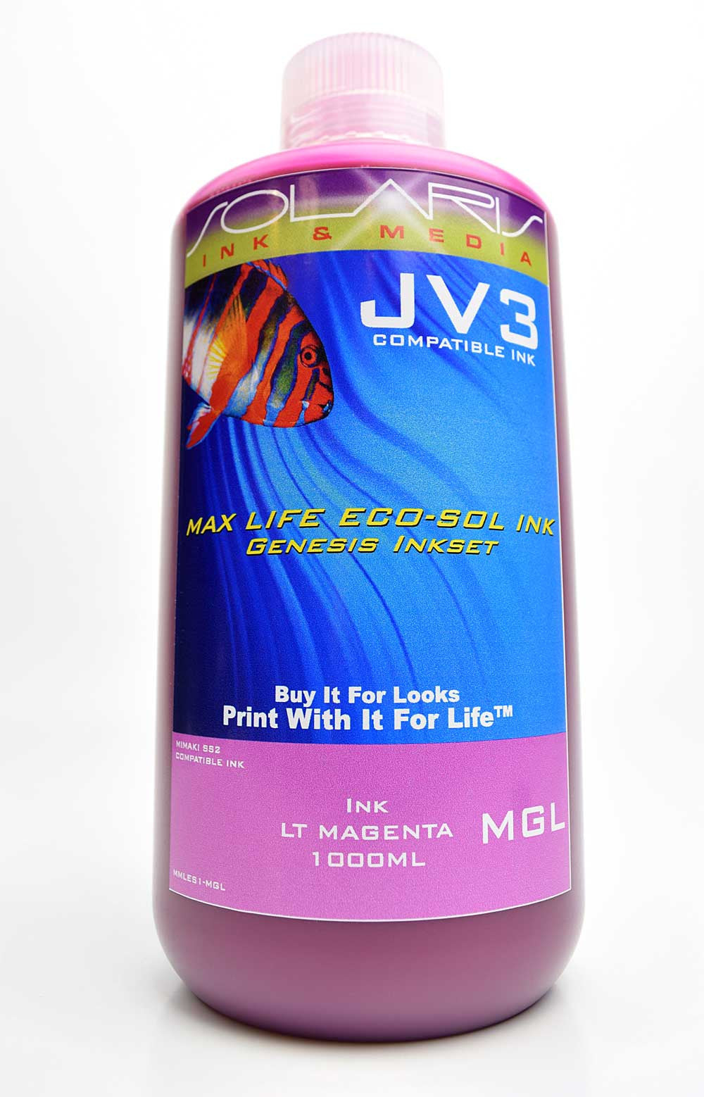 Mimaki SS2 Ink Light Magenta 1 Liter