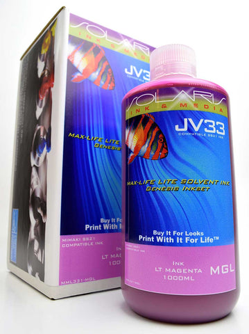 Mimaki SS21 Ink  Light Magenta 1 Liter