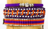 Team/ School: Purple & Orange