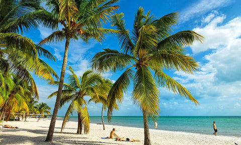 Key-West-Florida-Beach