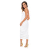 MORPH Dress White - Versakini
