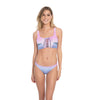 Pink Sky Twist Top - Versakini