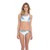 Palm Springs Crop Top - Versakini