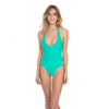 Sea Glass Ombre V One Piece