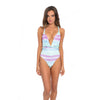 Turquoise & Caicos Multi-Way One Piece - Versakini
