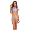 Unicorn Flare Thong Bottom - Versakini