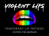 Violent Lips (Rainbow) - Versakini