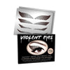 Violent Eyes (Smokey Metal Glitteratti) - Versakini