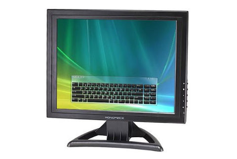 TPP - 15 Inches LCD Touch Screen Monitor (4:3)