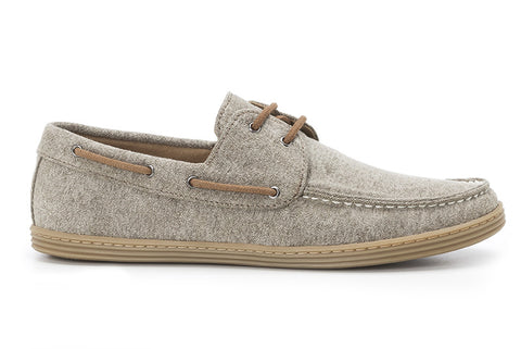 Men's Boat Shoe Khaki
