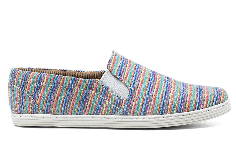 Women's Slip-On Colorful