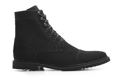 Men's Work Boot Black