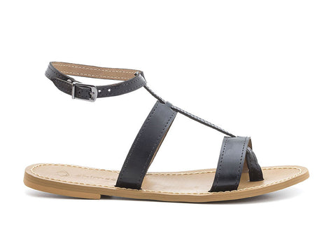 Cravo Sandal Black