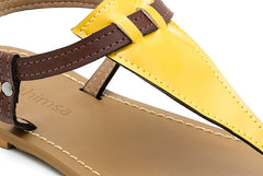 Dalia Sandal Yellow