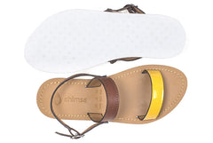 Palma Fun Sandal Yellow