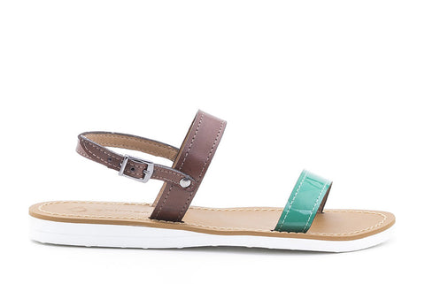 Palma Fun Sandal Green