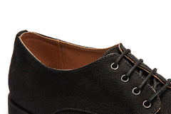 Men's Derby Black