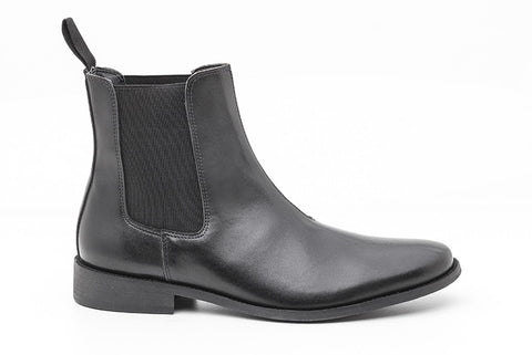 George Chelsea Boot Black