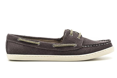 Women's Boat Shoe Tabaco