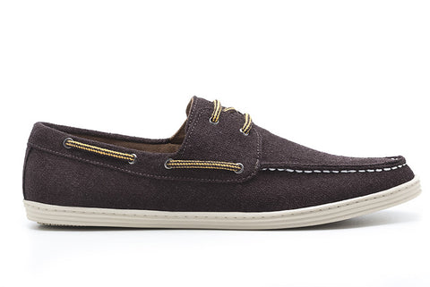 Men's Boat Shoe Tabaco