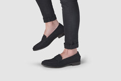Women's Penny Loafer Black